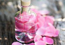 Một số lưu ý khi sử dụng nước hoa hồng